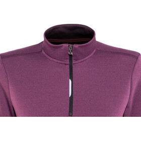 Gonso Hamina Langarm Radtrikot Damen plum purple